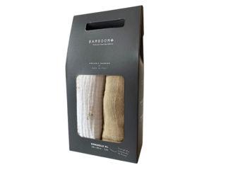 Immagine di Bamboom copertine Swaddle multi-uso 120x120 cm 2 pz coniglio - Corredino nanna