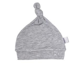 Immagine di Dili Best cappellino bamboo 2 pezzi grigio - Cappelli e guanti