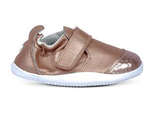 Immagine di Bobux scarpa Xplorer Go rose gold tg 21 - Scarpine neonato