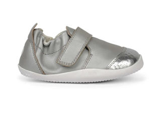 Immagine di Bobux scarpa Xplorer Go silver tg 20 - Scarpine neonato