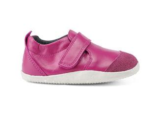 Immagine di Bobux scarpa Xplorer Marvel raspberry tg 19 - Scarpine neonato
