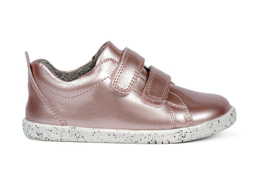 Immagine di Bobux scarpa I Walk Grass Court Waterproof rose gold tg 23 art 634910B - Scarpine neonato