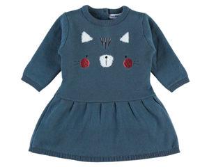Immagine di Noukie's abito in maglia verde tg 3 mesi - Vestiti