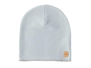 Immagine di Bamboom cappellino Beanie blu jeans tg 6-12 mesi - Cappelli e guanti