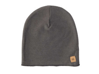 Immagine di Bamboom cappellino Beanie antracite tg 0-6 mesi - Cappelli e guanti
