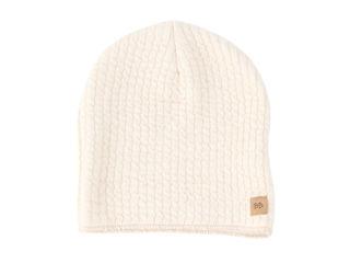 Immagine di Bamboom cappellino Beanie bianco panna tg 6-12 mesi - Cappelli e guanti