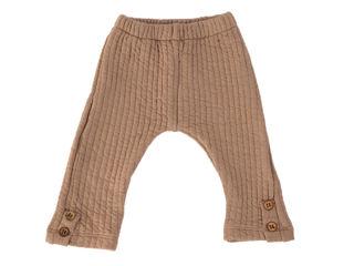 Immagine di Bamboom pantalone leggings Skinny cammello tg 9-12 mesi - Pantaloni