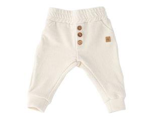 Immagine di Bamboom pantaloncino Kino bimba bianco latte tg 18-24 mesi - Pantaloni