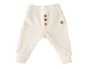 Immagine di Bamboom pantaloncino Kino bimba bianco latte tg 36 mesi - Pantaloni