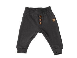Immagine di Bamboom pantaloncino Kino bimba antracite tg 9-12 mesi - Pantaloni