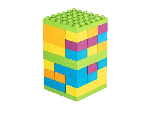 Immagine di eKoala blocchi da costruire eKubo Large 38 pz - Educativi