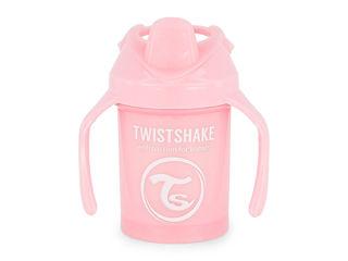 Immagine di Twistshake mini tazza 230 ml pastello rosa - Tazze e bicchieri