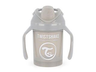 Immagine di Twistshake mini tazza 230 ml pastello grigio - Tazze e bicchieri