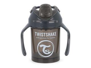 Immagine di Twistshake mini tazza 230 ml nero - Tazze e bicchieri