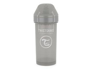 Immagine di Twistshake tazza per bambini 360 ml pastello grigio - Tazze e bicchieri