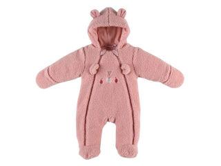 Immagine di Noukie's tuta invernale da esterno rosa tg 12 mesi - Tute imbottite